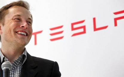 A Tesla a jövő héten mutatja be otthoni akkumulátorát