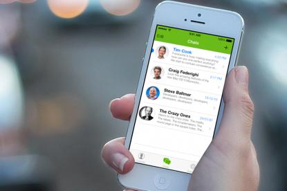 Ami késik, nem múlik: frissült az iOS-es WhatsApp
