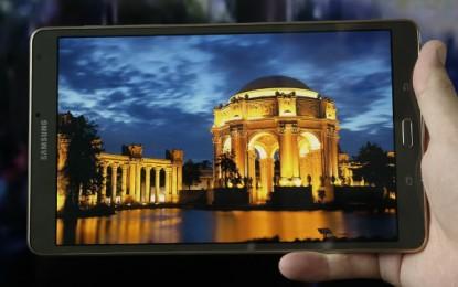 Papírvékony lehet a Samsung következő táblagépe