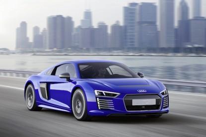 Már ez az Audi is önmagát vezeti