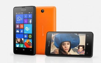 Teszt: Microsoft 430 Dual SIM – duplán minimum