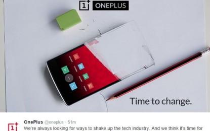 Jövő héten jöhet a OnePlus Two