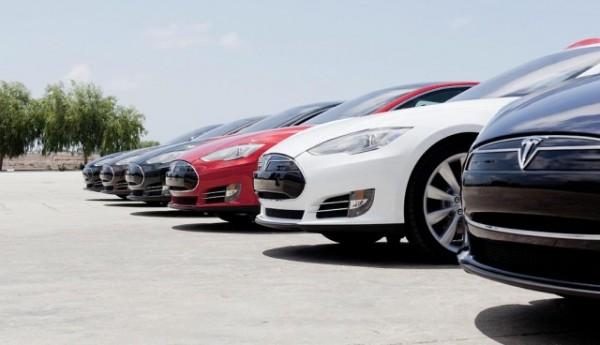 Tesla Motors Certified Pre-Owned
