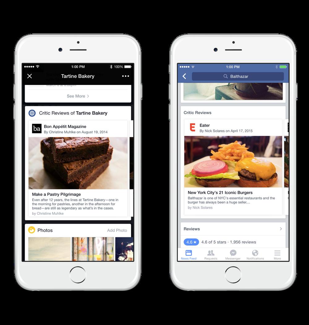 Profi kritikákkal bővülnek az éttermek Facebook oldalai
