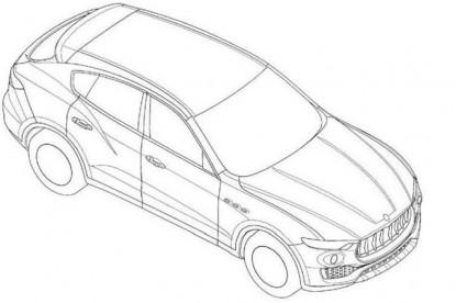 Így fog kinézni a Maserati SUV-ja