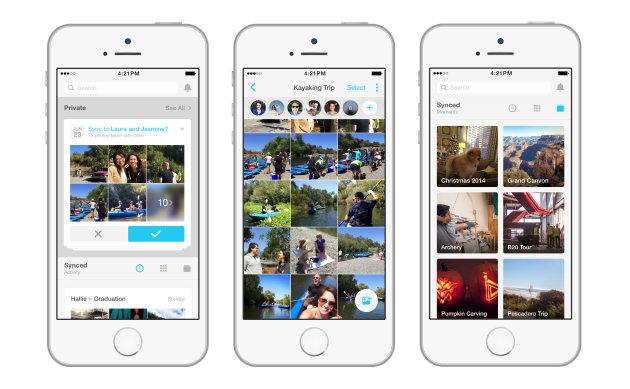 Újabb mobilappot adott ki a Facebook