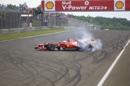 Nem volt mindennapi a Ferrari Racing Days a Hungaroringen
