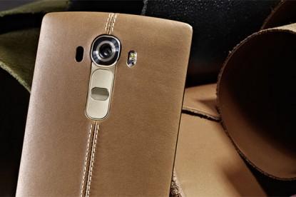 Teszt: LG G4 – Jó bőr lett