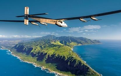 Ismét útnak indult a Solar Impulse