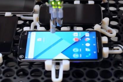 Így keresi az Android hibáit a Google.