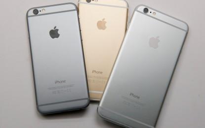 Hamarosan jönnek a kémfotók: már elindult az iPhone 6S gyártása
