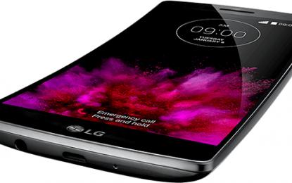 Teszt: LG G Flex 2 – kisebb görbület