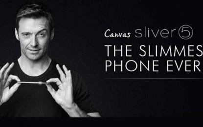 Így még sohasem mutattak be új telefont