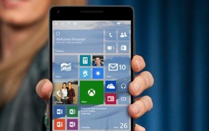 Gyári hívásrögzítést kap a Windows 10 Mobile