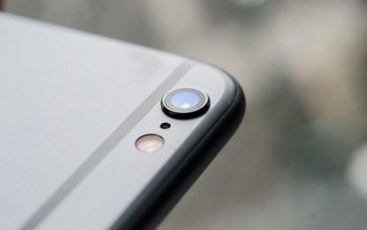 4K videókat is rögzíthetünk az iPhone 6S kamerájával