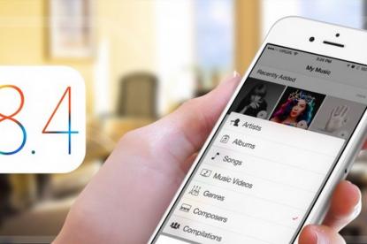 Már elérhető az Apple Music-ot tartalmazó iOS 8.4