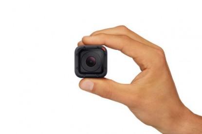 Debütált a Hero4 Session: a GoPro bemutatta eddigi legkisebb kameráját
