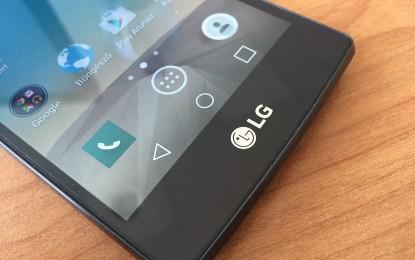 Teszt: LG Spirit 4G LTE – Mint a nagyok