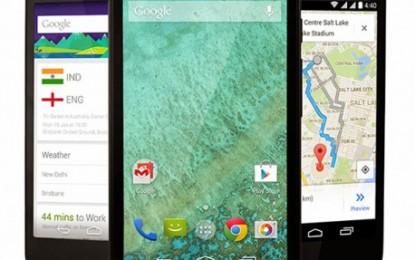 Új Android One készülék érkezik a Google-től