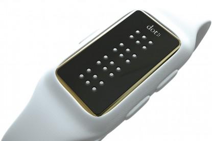 Braille-írás egy okosórán?