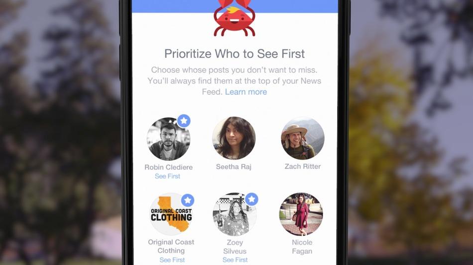 Újított a Facebook: kedvedre rendezheted ismerőseid és kedvelt oldalaid híreit
