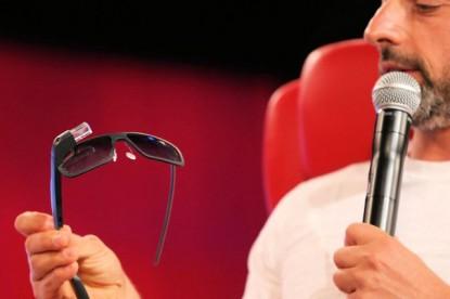 Bemutatták az új Google Glass-t, de nem lehet megvenni!