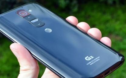 Az LG G2 is megkapja az Android 5.1.1-et