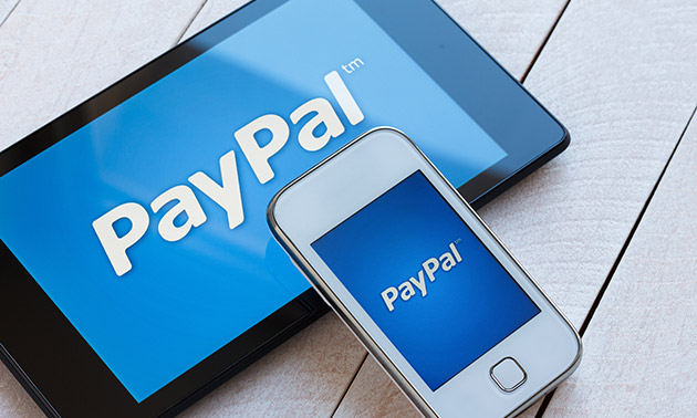 paypal-shutterstock