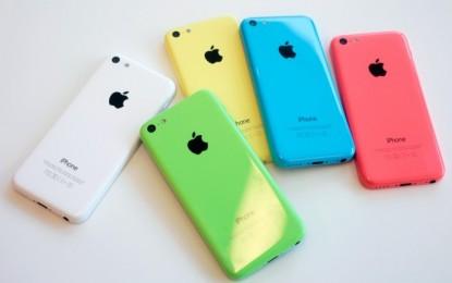 Jövőre jön csak a 4 colos iPhone 6C
