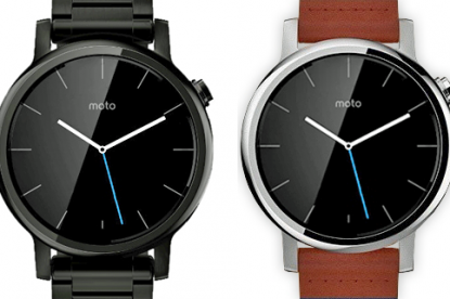 Hivatalos renderképen virít az új Moto 360