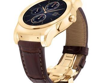 Az LG Watch Urbane Luxe biztosan bearanyozza majd a napodat