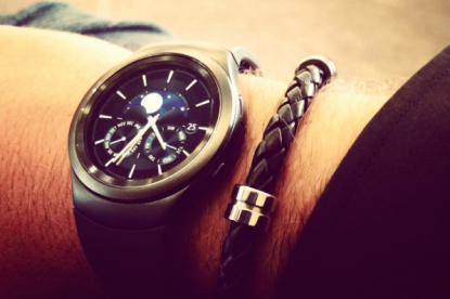 Instagram fotón bukott le a Samsung Gear S2