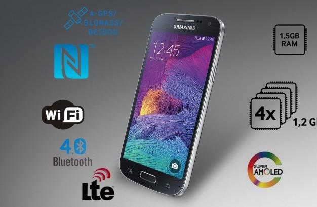 Ráncfelvarrást kapott a Galaxy S4 Mini