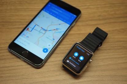 Épp ideje volt: az Apple Watch-ra is megérkezett a Google Maps