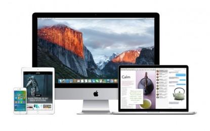 Itt az Apple új rendszere