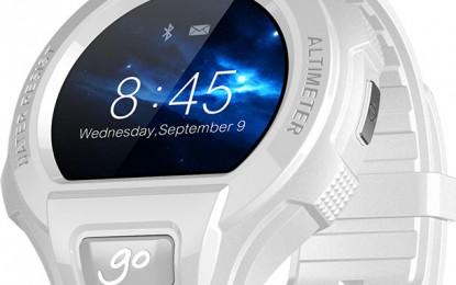 A G-Shock kedvelőket célozza meg az Alcatel új okosórája