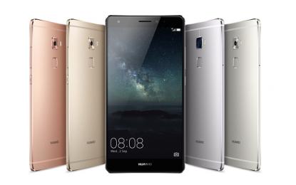 Forradalmi luxustelefont mutatott be a Huawei