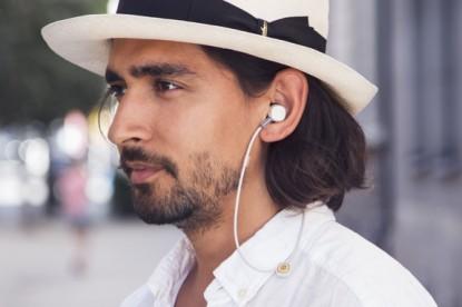 Bármikor feltölthető a PUGZ vezeték nélküli fülhallgatója