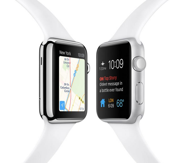 Megérkezett az Apple Watch első frisssítése