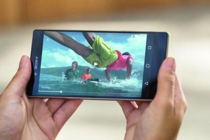 Itt a Sony Xperia Z5: A világ első 4K felbontású képernyőjével