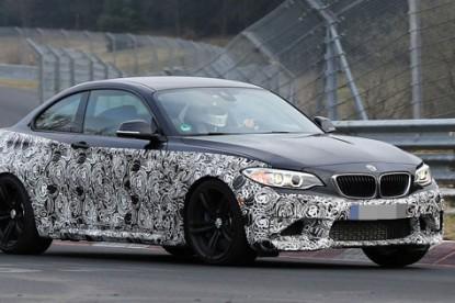 Októberben érkezik a BMW M2