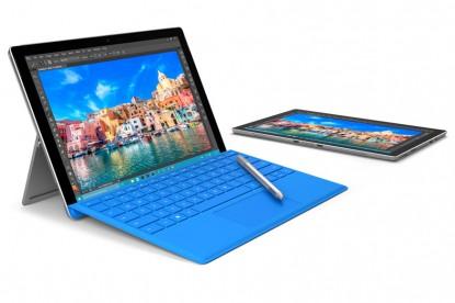 Bemutatkozott a Surface Pro 4