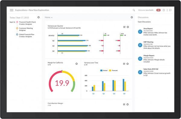 SAP Project Orca Visualize