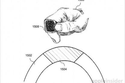 Okosgyűrűn dolgozik az Apple?