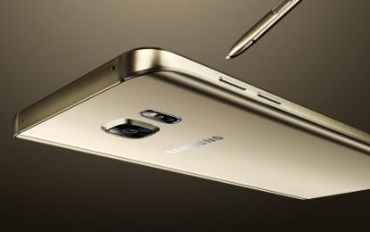 Teszt: Samsung Galaxy Note5 – Űrhajó a földön