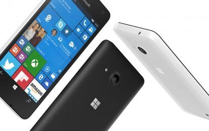 Itt a Microsoft Lumia 550