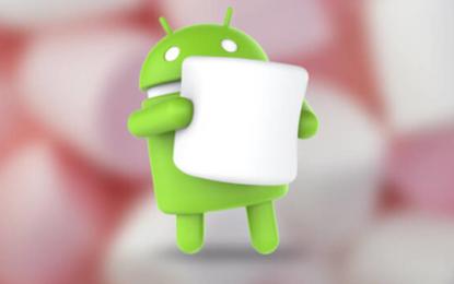 Nexusosok figyelem! Már elérhető az Android Marshmallow