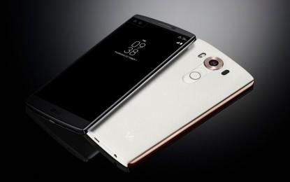 Itt az LG új csúcsmodellje