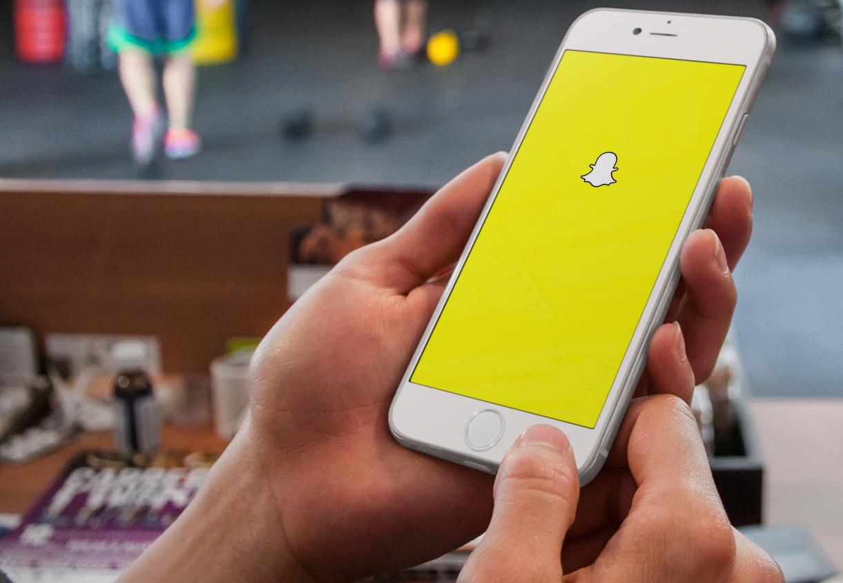 Snapchat-v