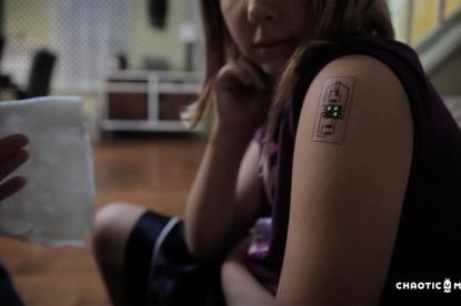 Szeretnél egy tetoválást? Lehet, hogy inkább ezt kellene viselned!